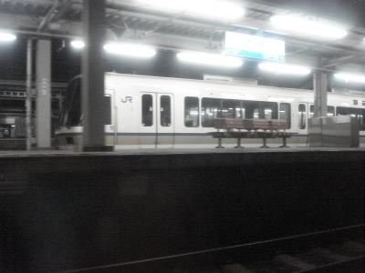 見たことない電車